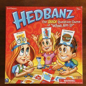 Hedbanz: What Am I? Board Game